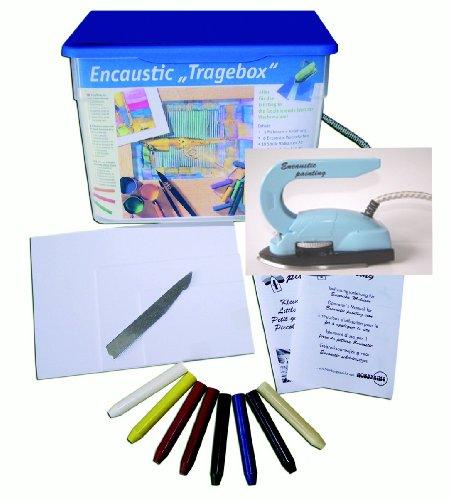 Hobbyring - Encaustic Creativ Box für Einsteiger -