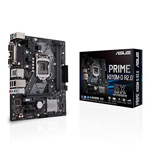 ASUS Prime H310M-D R2.0 LGA 1151 Zócalo