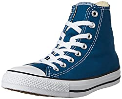 Converse Unisex Blue Lagoon Basketball Shoes - 3 UK/India (35 EU)