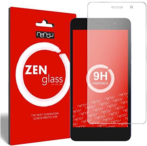 ZenGlass Flexible Glas-Folie für Archos Access 50 Color Panzerfolie I Bildschirm-Schutzfolie 9H