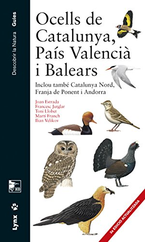 Tercera edició de la primera guia que tracta els 386 ocells de presència regular i ocasional a Catalunya, el País Valencià, les illes Balears, la Catalunya Nord, Andorra i la Franja de Ponent. Inclou 1.033 il·lustracions que permeten d'identificar el...