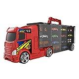Grandi Giochi GG00917 - Teamsterz Camion Trasporto con Auto