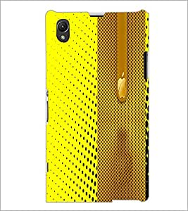 PrintDhaba Pattern D-4981 Back Case Cover for SONY XPERIA Z1 (Multi-Coloured)