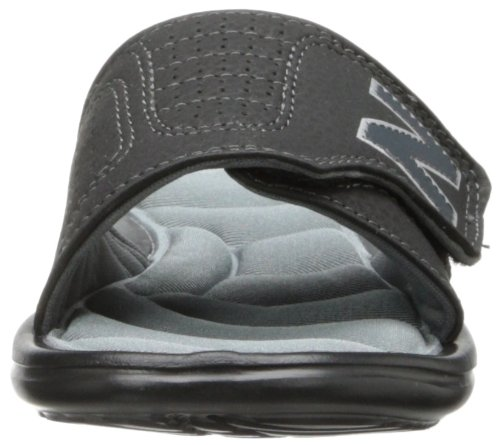 New Balance Classic Slide Black Youths Sandals Noir