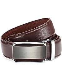 eleganter Gürtel, Automatikschließe, Breite: 3,4 cm, Anzuggürtel,