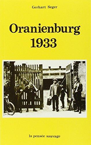Oranienburg, 1933