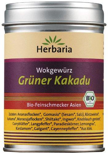 herbaria verte, 1er Pack (1x 85g Boîte)-Kakadu Bio
