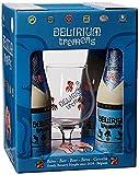 Pack 4 Cervezas Delirium Tremens + Copa