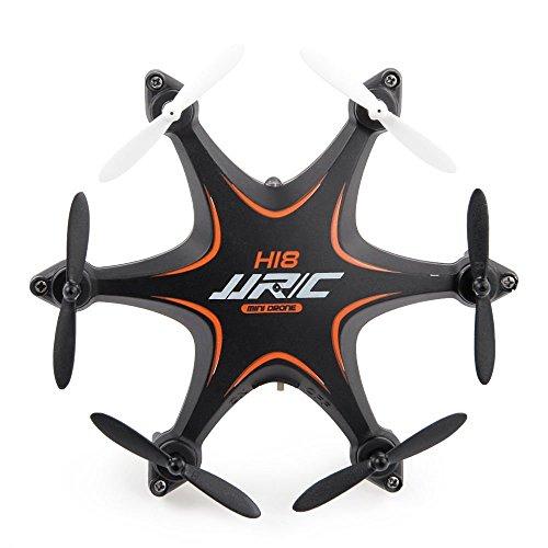 3D Befit infuriated Rollover RC Aircraft Drone, megadream jjrc-h18Nano 6Axis Gyro 360Grad drehbar Flips Quadcopter Spielzeug RTF 4CH Headless Modus Quad Copter mit 2,4GHz Kabellose Fernbedienung & LED-Licht für Evening Flying