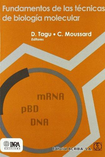 Descargar Libro Fundamentos de las técnicas de biología molecular de Tagu