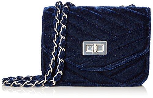 jessica-mcclintock-elaine-velvet-turn-lock-shoulder-bag-navy