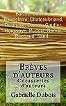 Cocasseries d'auteurs par Dubois