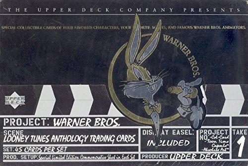warner-brothers-looney-tunes-upper-deck-anthology-card-set