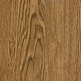 Venilia Klebefolie Basic Karamell Dekofolie Möbelfolie Tapeten selbstklebende Folie, PVC, ohne Phthalate, Eicha Karamell, 45 x 150 cm, 53232