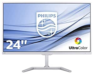 "Philips 246E7QDSW 23.6"" IPS Monitor Full HD VGA, DVI, HDMI"