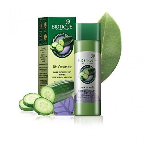 Biotique Bio Cucumber Skin Toner (120ML)
