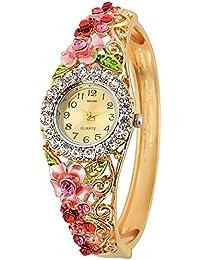 Kitcone Analog Multi-Colour Dial Women's Watch - Jwlrtypa234