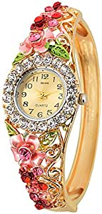 Kitcone Analog Multi-Colour Dial Women's Watch - Jwlrtypa234