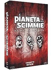 Idea Regalo - Il Pianeta delle Scimmie - Saga Completa (Cofanetto - 8 Blu-Ray)