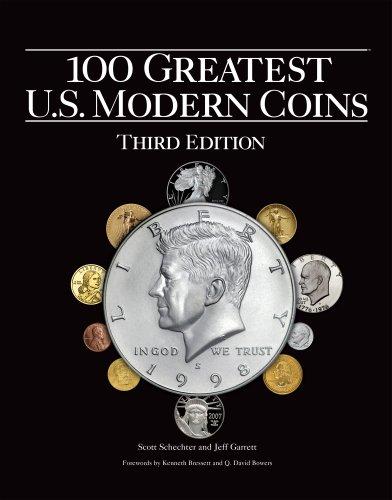 100 Greatest U.S. Modern Coins (English Edition) -