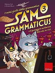 I mini gialli della grammatica. Sam Grammaticus e il passeggero misterioso del volo M-130 (Vol. 3)