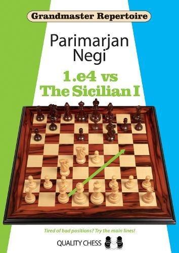 1.e4 vs The Sicilian I (Grandmaster Repertoire) por Parimarjan Negi