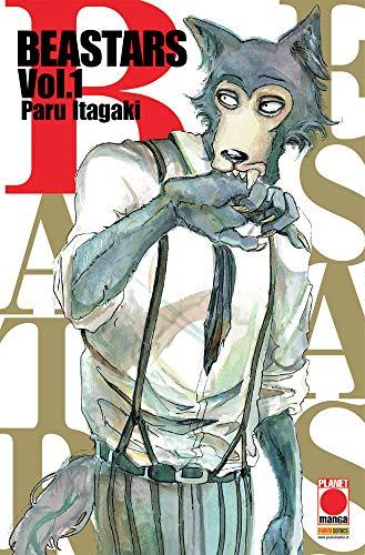 Beastars: 1 di Paru Itagaki