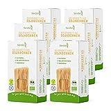 6 x Slendier Bio-Spaghetti aus Sojabohnen | Glutenfrei | Ballaststoffreich | Eiweißreich | 200 g