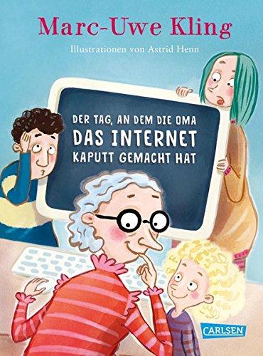 Der Tag, an dem die Oma das Internet kaputt gemacht hat -