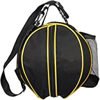 SIENOC Heavy Duty Mesh Sport Ball Bag Polyester Ball tragen Mesh-Tasche f/ür Volleyball Basketball Rot Fu/ßball