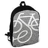 Vélo Ebike Mode Impression Adulte Sac À Dos Voyage Randonnée Sac À Dos