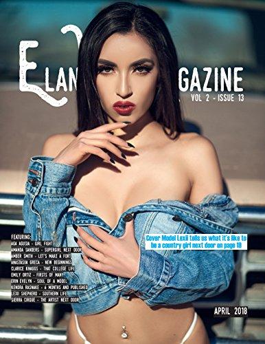 EVM April 2018 Girl Next Door: Covergirl Lexii (English Edition)