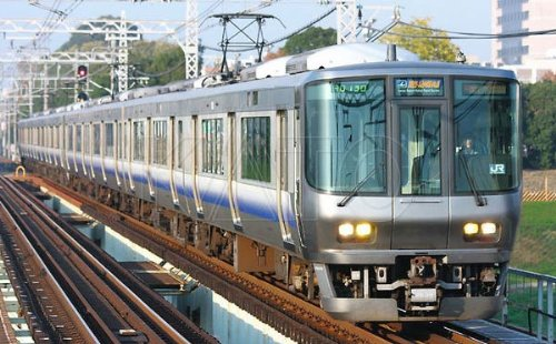 Series 223-2500 [Kansai Airport, Kishu-ji Rapid Service] Style (4-Car Set) (Model Train) -