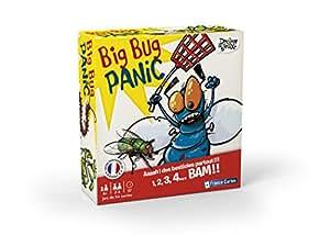France Cartes - 410480 - Jeu De Cartes - Big Bug Panic - Rapidité