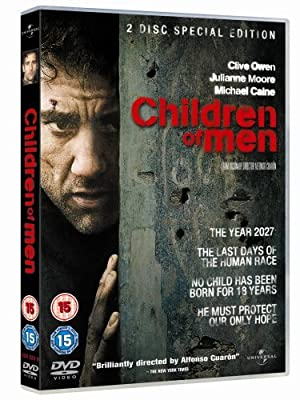 Children of Men [DVD] [2006] by Clive Owen