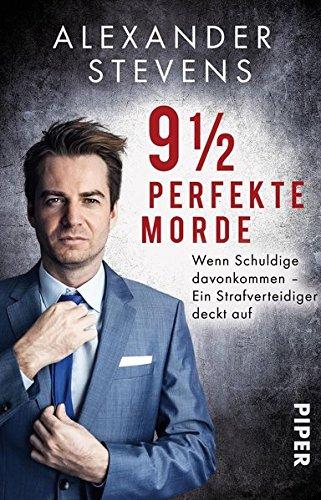 Stevens, Alexander: 9 1/2 perfekte Morde