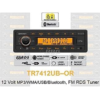 Continental-TR7412UB-OR-MP3-Autoradio-mit-Bluetooth-USB-AUX-IN