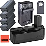 Battery Grip Kit for Sony Alpha a6000 DS...