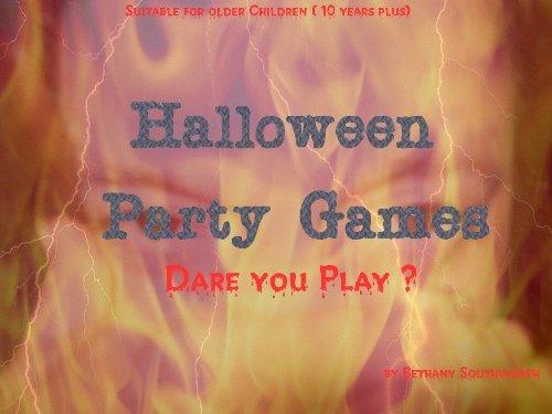 Halloween Party Games (English Edition) (Fun Halloween-party Games)