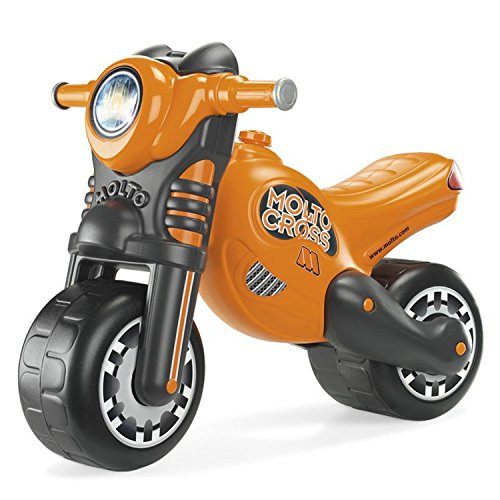 Moltó- Moto Evolution, Color Naranja, 18m+ (6205)
