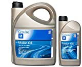 OPEL GM 5W-30 dexos2 Motoröl 5 Liter + 1 Liter 5W30