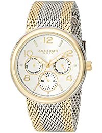 Akribos AK559YG - Reloj para mujeres