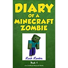Diary of a Minecraft Zombie Book 1: A Scare of a Dare (An Unofficial Minecraft Book) (English Edition)