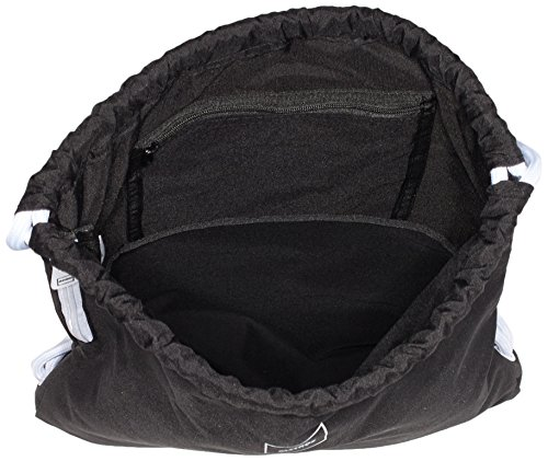 MSTRDS Basic Unisex Gym Sack Rucksack black