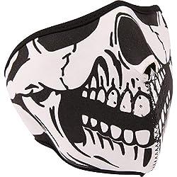 Gear Gremlin Máscara de calavera de neopreno GG953