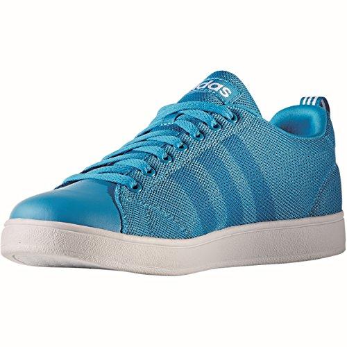 adidas Herren Vs Advantage CL Gymnastikschuhe, Marineblau Blu (Azusol/Azusol/Ftwbla)