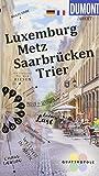 DuMont Direkt Luxemburg, Metz, Saarbrücken, Trier - Collectif