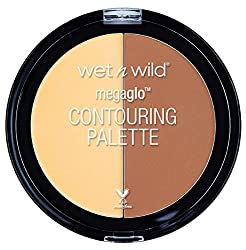 WET N WILD - MegaGlo Contouring Palette 750A Caramel Toffee - 0.46 oz. (12.5 g)