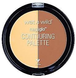 WET N WILD - MegaGlo Contouring Palette 750A Caramel Toffee - 0.46 oz. (12.5 g)