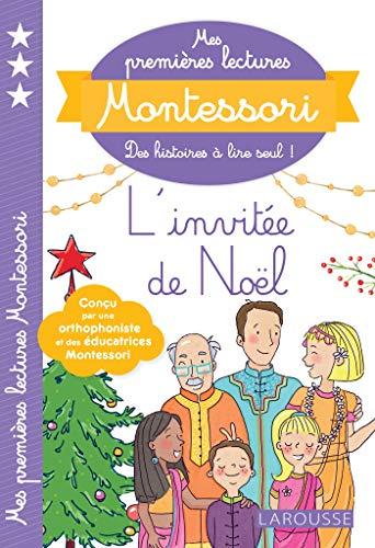 Mes premières lectures Montessori, L'invitée de Noël par Anaïs Galon